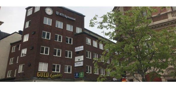 Diös utvecklar i centrala Sundsvall