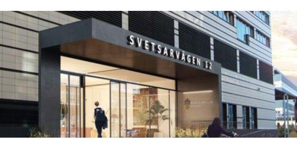 Fabege fyller på i Solna Business Park
