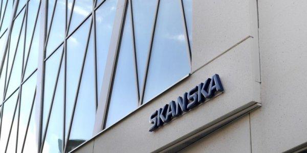 Här är Skanskas nya miljardbygge