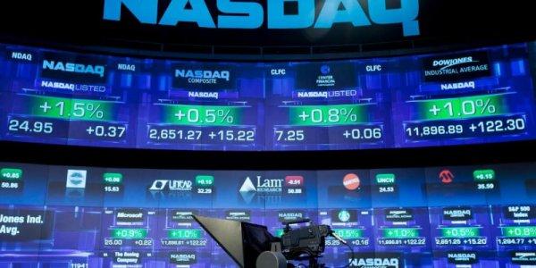 Börsfall efter Irans motattack