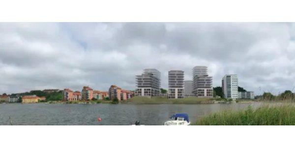 Här bygger HSB nya bostäder