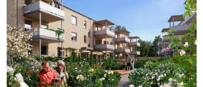 Satsning på seniorboende i Skåne