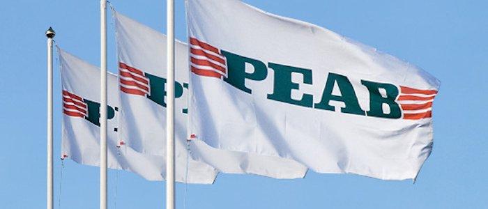 Här bygger Peab nytt kontor i Helsingborg
