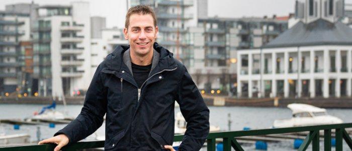 Han blir ny chef för Wihlborgs i Helsingborg