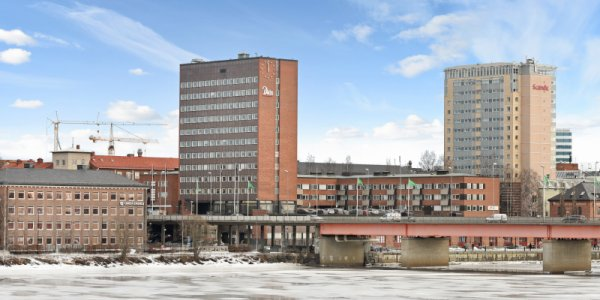 Så utvecklar Diös Umeå