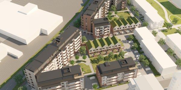 Serneke bygger nytt i Skåne