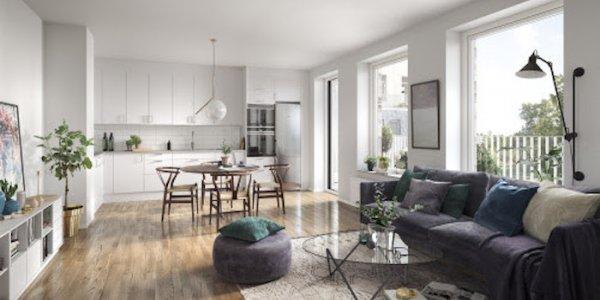 Här landar nya bostäder i Gbg