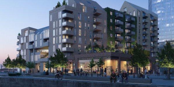 Ny halvö i Gbg får bostäder