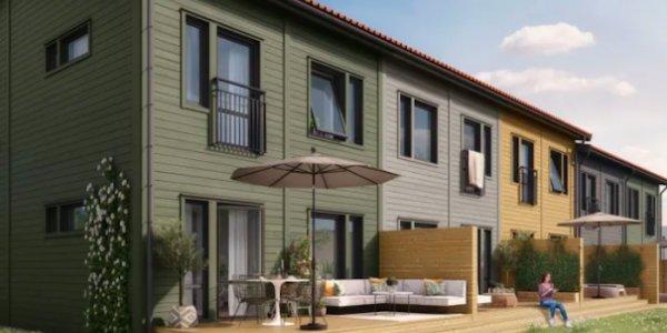 OBOS satsar på bostäder i Knivsta