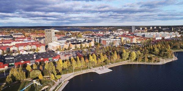 Nytt stadsmiljöprogram bakom Piteås expansion