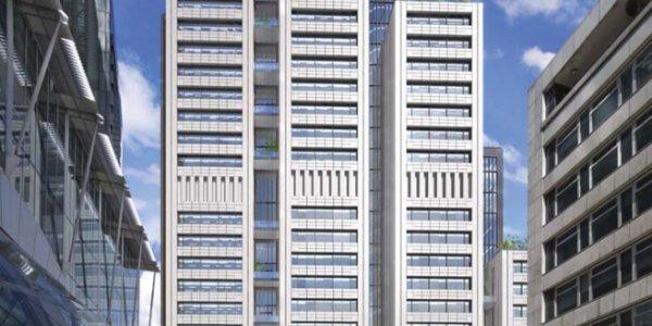 Skanskas miljardsatsning – 39 000 kvm kontor