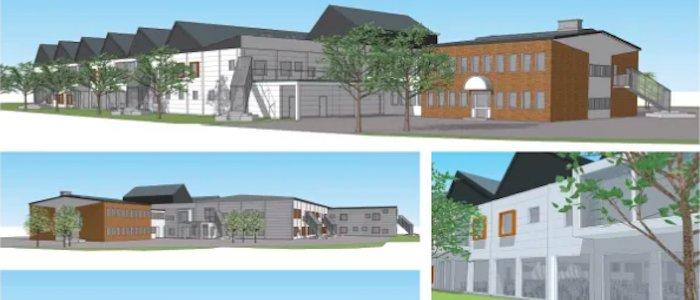 Ny skola till Ronneby