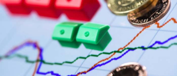 Coronakrisen drabbar bostadspriser