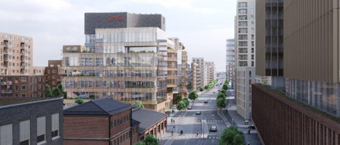 Castellum – investerar 1,3 miljarder i Malmö