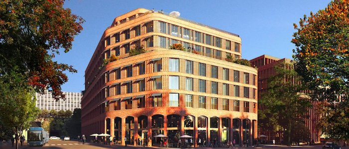 AIX ritar hotell i Hagastaden