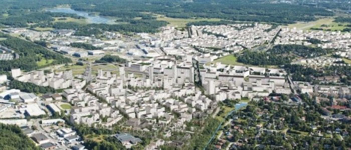Magnolia-JV köper mark i Stockholm