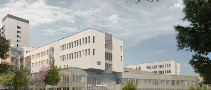 NCC bygger vårdbyggnader för 2,4 miljarder