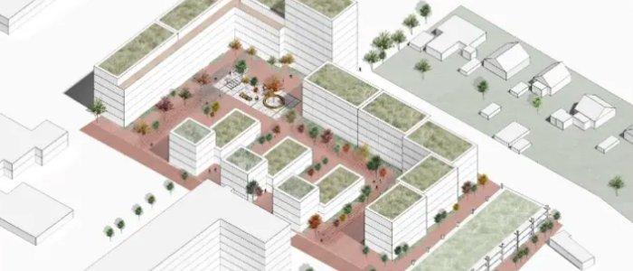 Alma utvecklar 15 500 kvadratmeter nya bostäder