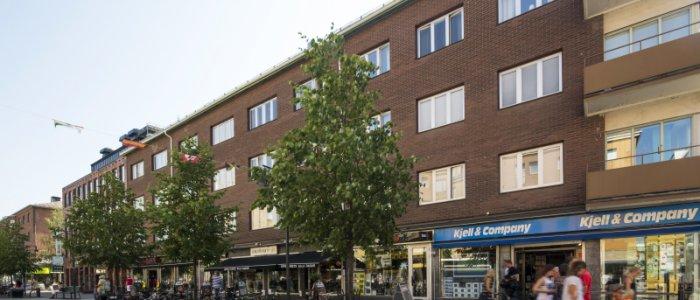 Diös satsar i Luleå – utökar sina ytor