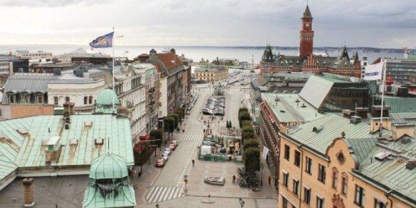 K-Fast köper utvecklingsfastighet i Helsingborg