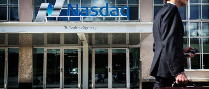 Stockholmsbörsen backar