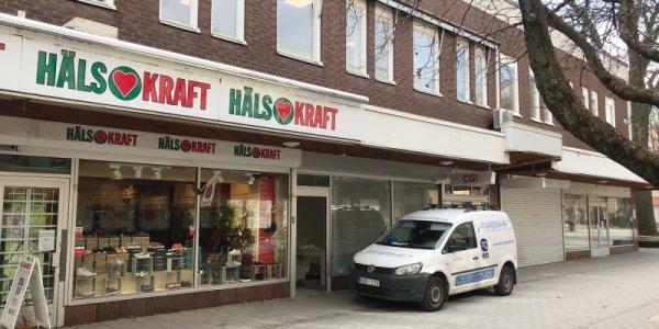 Diös etablerar obemannad livsmedelsbutik