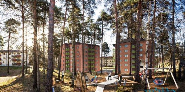 NCC gör nytt hyresbygge i Västerås