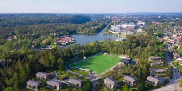 Riksbyggens nya storbygge i Trollhättan
