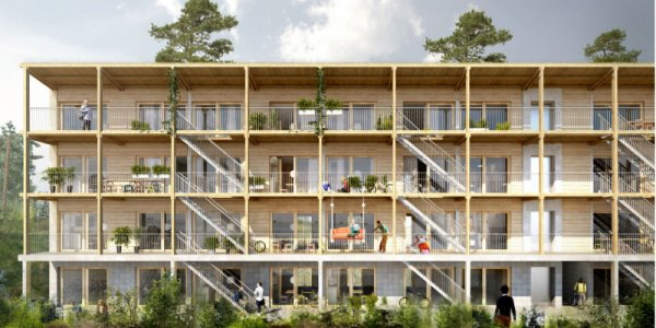 Här landar Stockholms nya studentbostäder