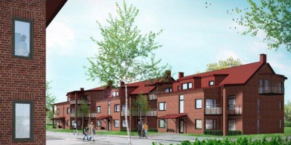 Nya bostäder till Värnamo
