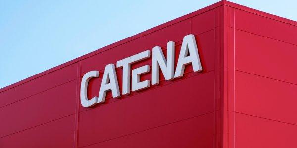 Ledningsförändring på Catena
