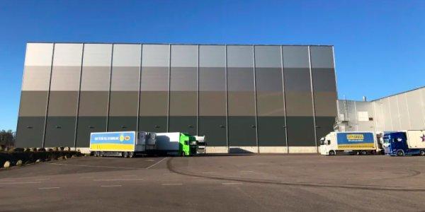 SLP:s jätteaffär i Skåne – förvärvar 50 000 kvm