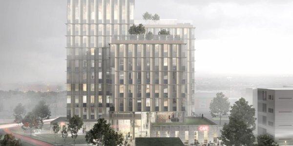 Arkitema vinner stort projekt i Lund