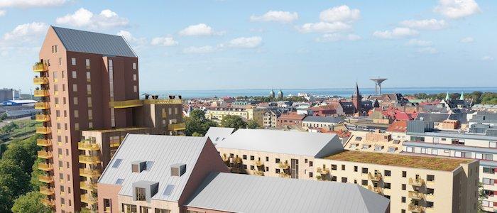 Serneke utvecklar trygghetsboende i Skåne