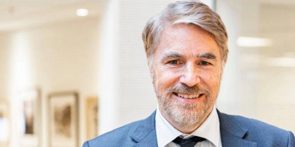 Han blir ny VD för Einar Mattsson Byggnads
