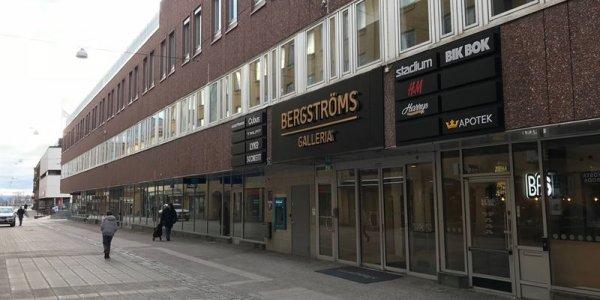 Diös hyr ut till åklagare i Falun