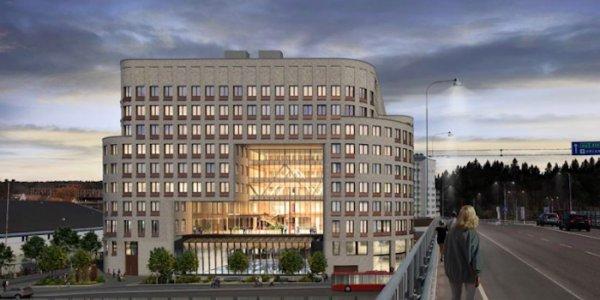 NCC bygger kontorshus åt Fabege