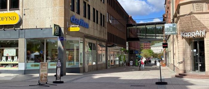 Diös etablerar hantverksglass i Sundsvall