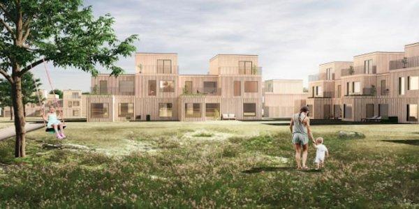 Arkitema och Titania vinner stadsbyggnadsprojek