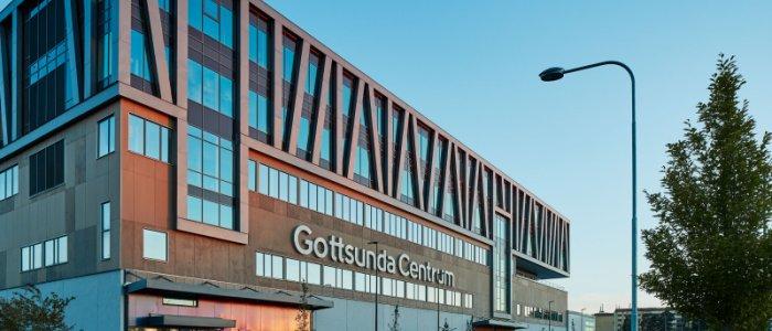 Uppsala hyr ut i Gottsunda centrum