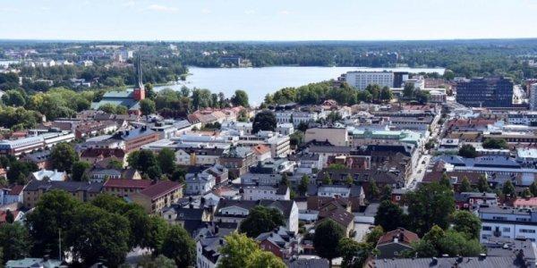 K2A tillträder bostäder i Växjö