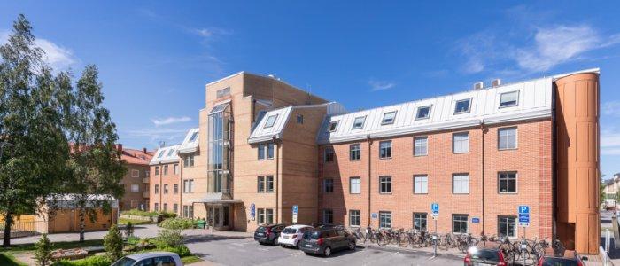 Diös utvecklar nya lokaler i Umeå