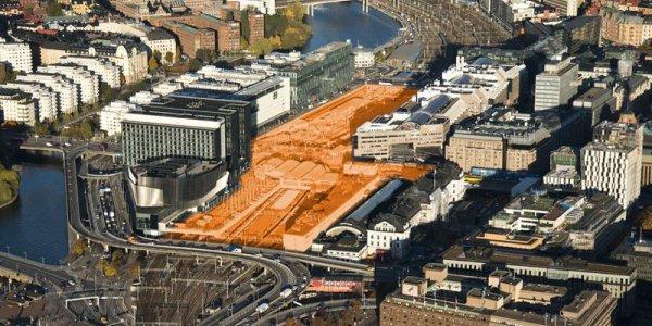 Ventabs stora Gbg-uppdrag – centralstationen