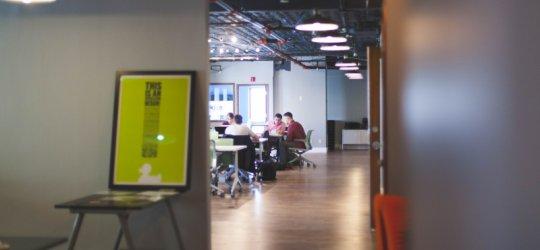 """Rapport: """"Kollegor viktigast för en arbetsplats"""""""