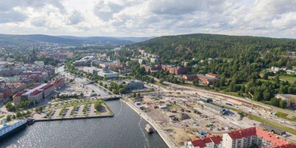 Magnolia säljer 360 bostäder i Sundsvall
