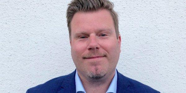 Han blir chef på Riksbyggen i Skaraborg