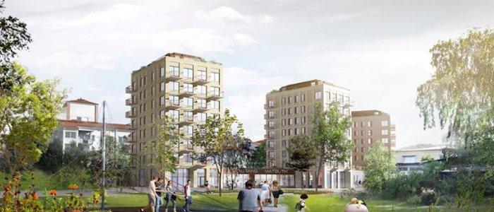 ALM  planerar byggstart i Jarlaberg