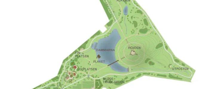Tyréns gestaltar nya Kunskapsparken i Lund