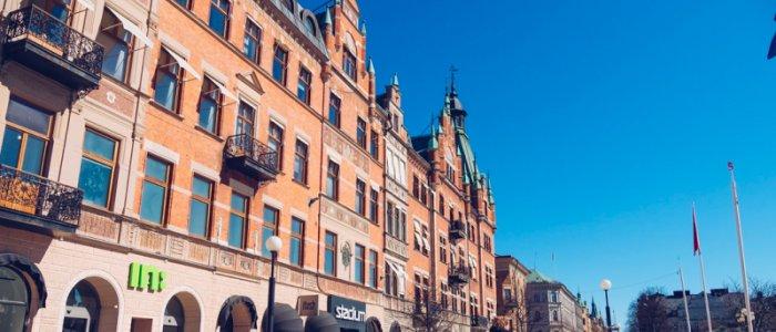 Diös expanderar i Sundsvalls-galleria