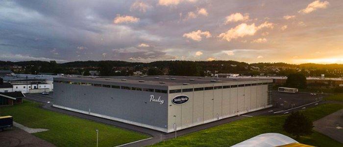 Wilfast bygger huvudlager i Kungsbacka